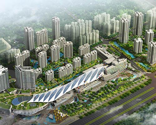 郑州龙子湖贝斯特工程